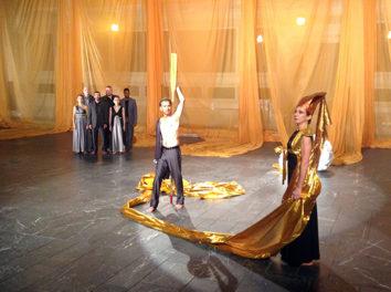 Aeschylus's Persian Queen: An Actor's Craft