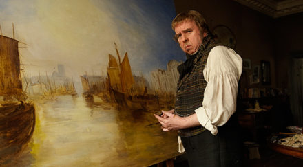 "Mike Leigh's ""Mr. Turner"" Shows Art as Hard Work"