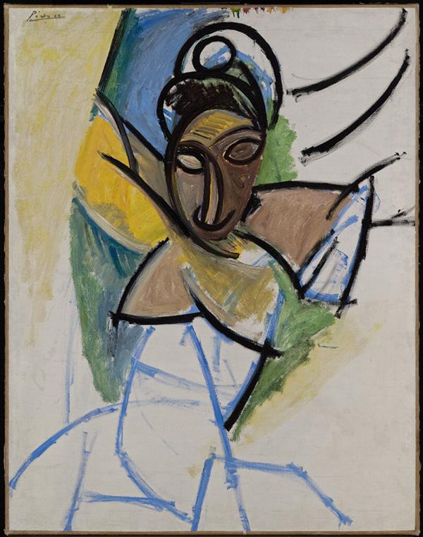 Femme / Picasso