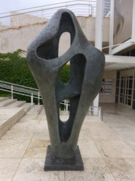 "Conserving Barbara Hepworth's ""Figure for Landscape"""