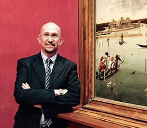 Meet the Getty Museum's New Senior Curator of Paintings, Davide Gasparotto