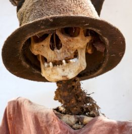 Are Westerners Weird about Death?