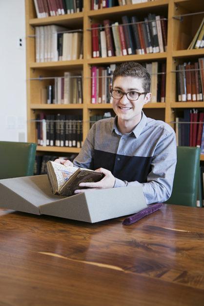 Grad Intern Diary: Rheagan Martin