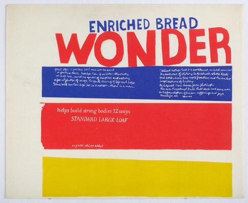 An Artist Who Sees Holiness in Wonder Bread
