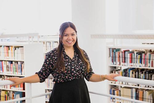 Multicultural Undergraduate Intern Diary: Cheryl Tolentino