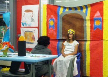 """An Epic Performance of Homer's """"Odyssey"""" by L.A. Sixth Graders"""