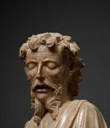 A Rare Medieval Alabaster