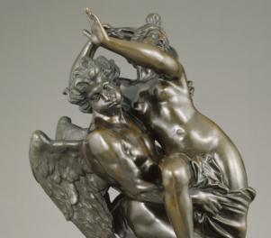 Look Deep Inside a French Bronze Sculpture