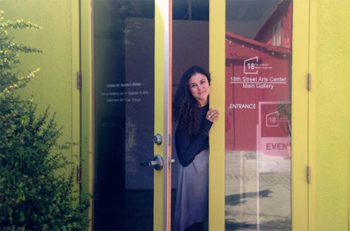 Multicultural Undergraduate Intern Diary: Mariel Rowland