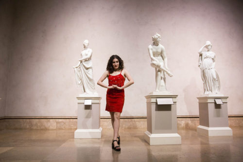 Comedian Kate Berlant Answers Our Questions about Inspiration
