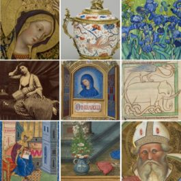 Global Pathways through Medieval Manuscripts and the Modern Museum