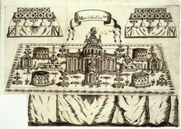 How Raw Sugar Transformed the European Banquet
