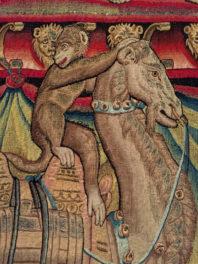 """A Tour of the """"Triumph of Bacchus"""""""