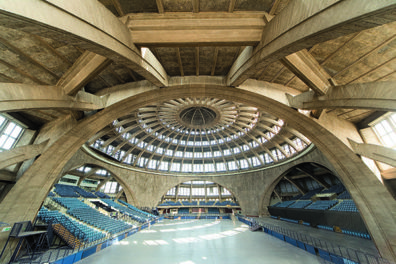 Keeping It Modern in Poland: The Conservation of Max Berg's Centennial Hall