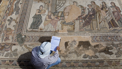 VIDEO: Preserving a Mediterranean Heritage: The MOSAIKON Initiative