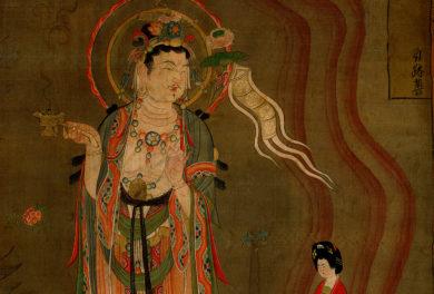 The Guiding Bodhisattva