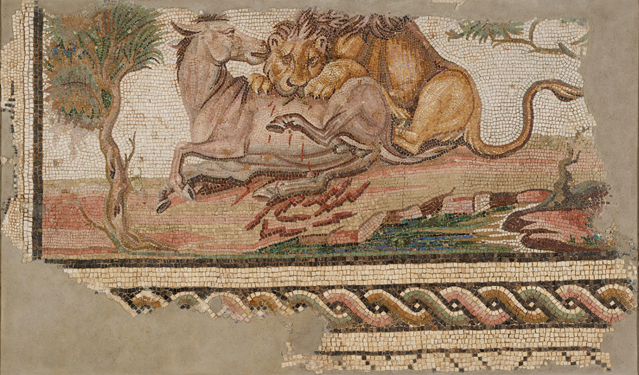 Ancient Mosaics Tell the Stories of Their Makers