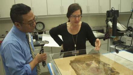 AUDIO: Myth Not Myth Interview with Conservator Marie Svoboda