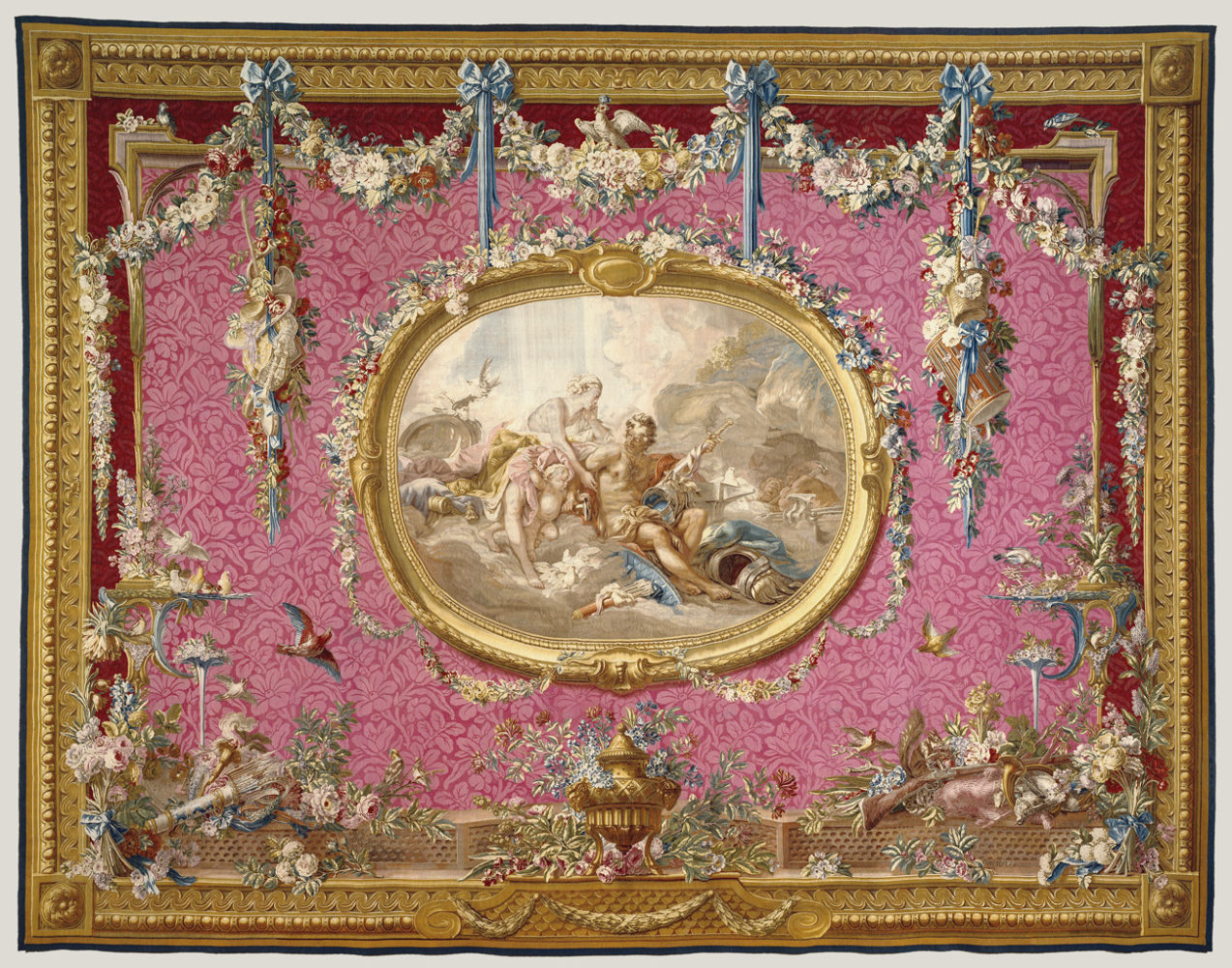 Exploring the Tapestry Artists of Louis XIV