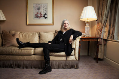 PODCAST: Patti Smith on <em>M Train</em>