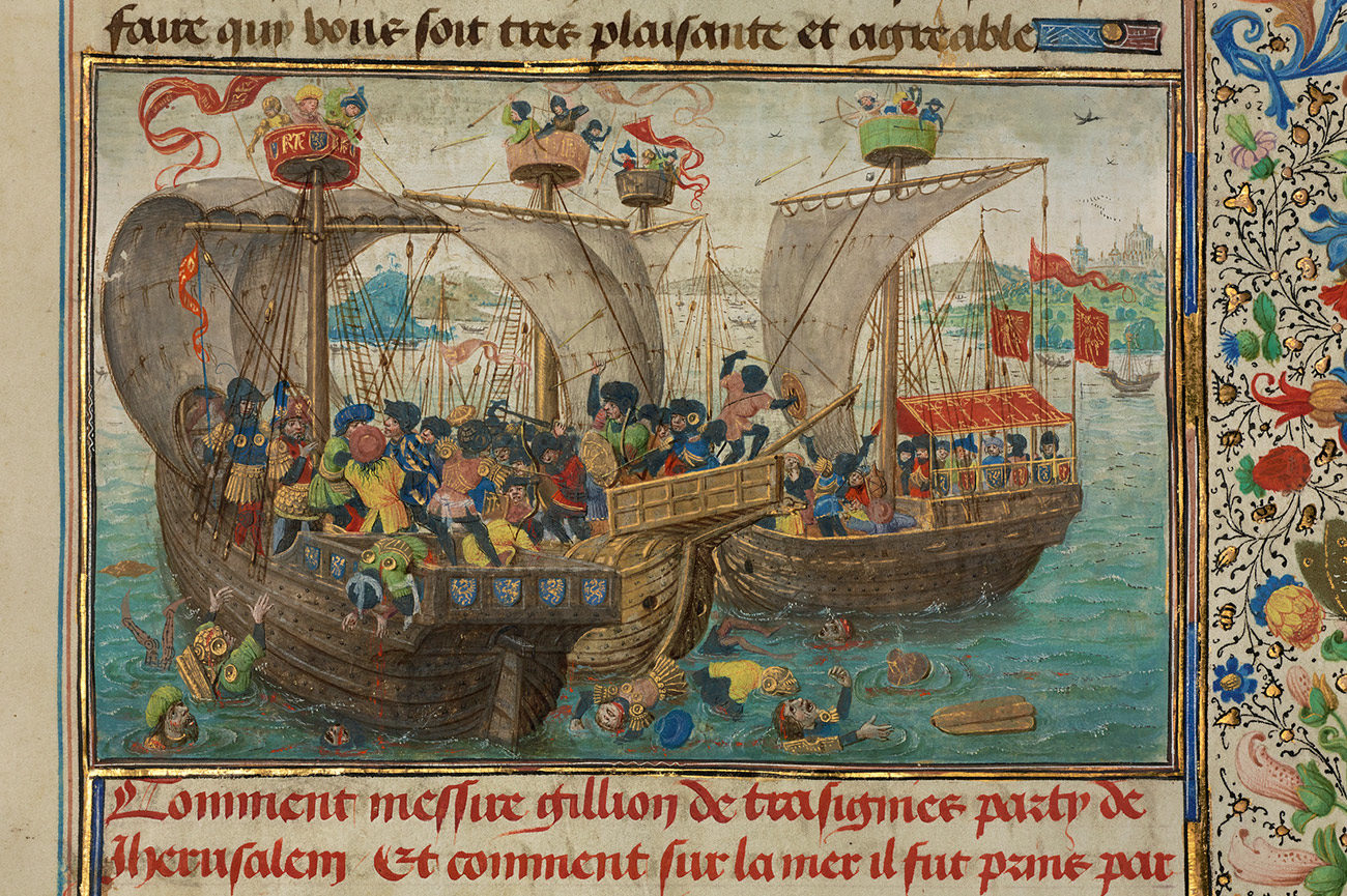 """Two """"Tipsy Medievalists"""" Share Their Passion for Illuminated Manuscripts"""