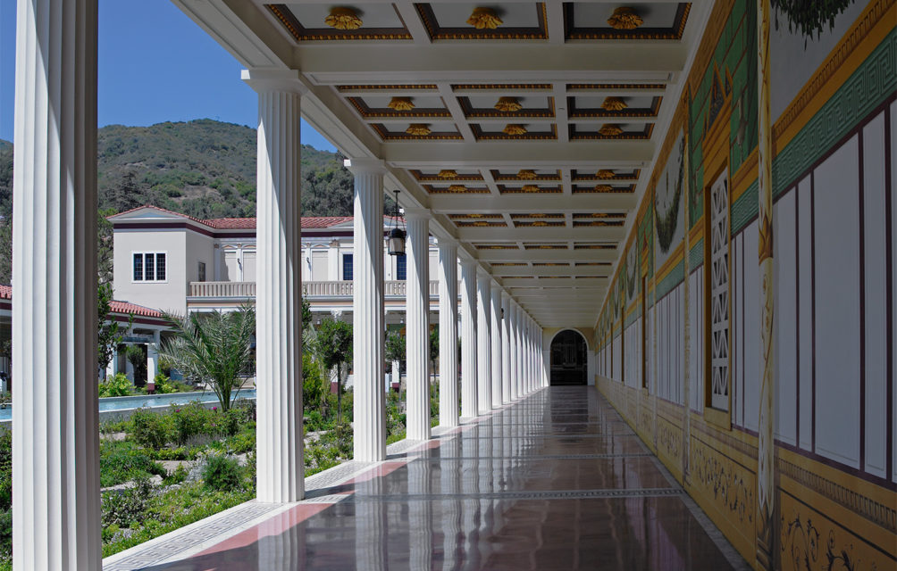Talking Greco-Roman L.A. with Art Historian Peter J. Holliday
