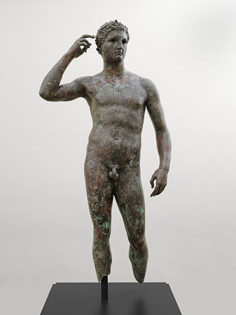 PODCAST: The Getty Bronze