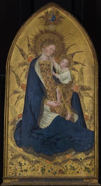 AUDIO: Giovanni di Paolo's Branchini Altarpiece