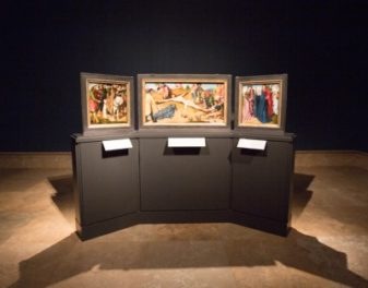 Netherlandish Altarpiece Reassembled after Conservation Study