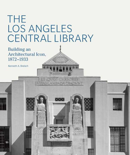 AUDIO: Kenneth Breisch on the Los Angeles Central Library