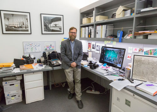 A Conversation with the Getty's New Imaging and Digital Media Architect
