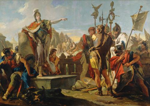 Zenobia, Visionary Queen of Ancient Palmyra