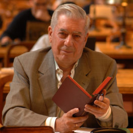 PODCAST: Mario Vargas Llosa on Culture