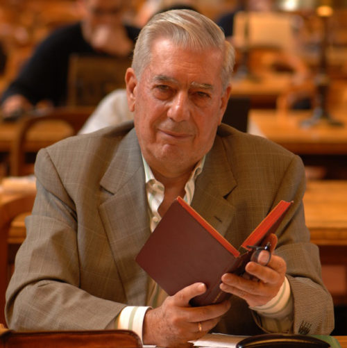AUDIO: Mario Vargas Llosa on Culture