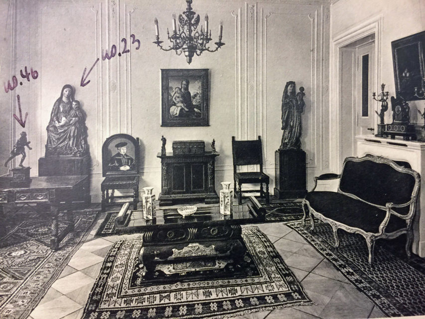 Nazi Art Looting in Holland