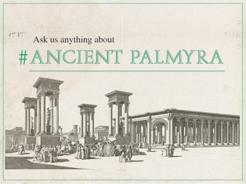Your Questions about Ancient Palmyra, Answered