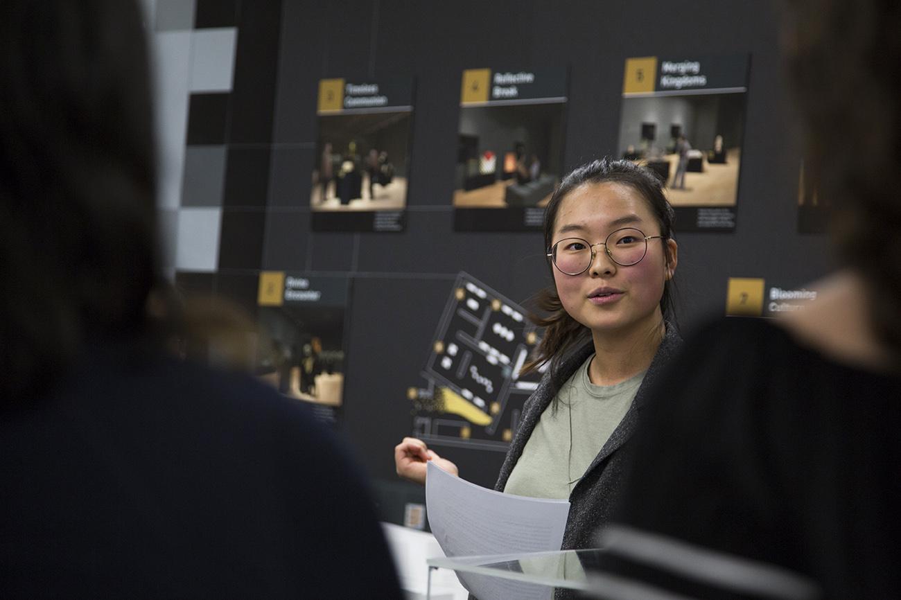 ArtCenter student Hanbi Ko