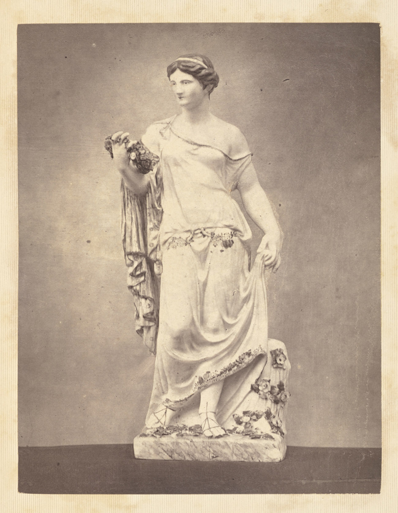 Farnese Flora statuette / Chaffers