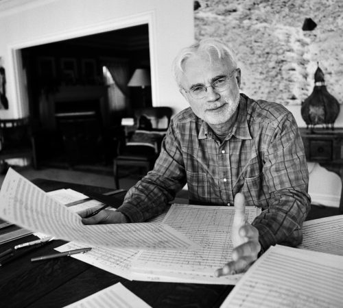 AUDIO: Composer John Adams, Part 1