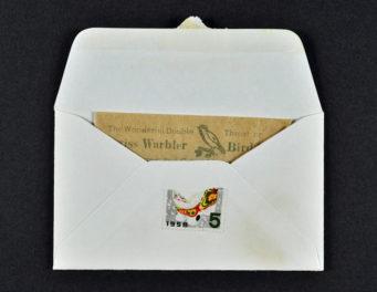 Joseph Cornell's Mail Art