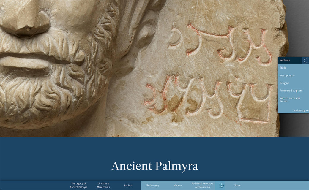 Lessons Learned from Project-Managing the Getty Research Institute's First Online Exhibition