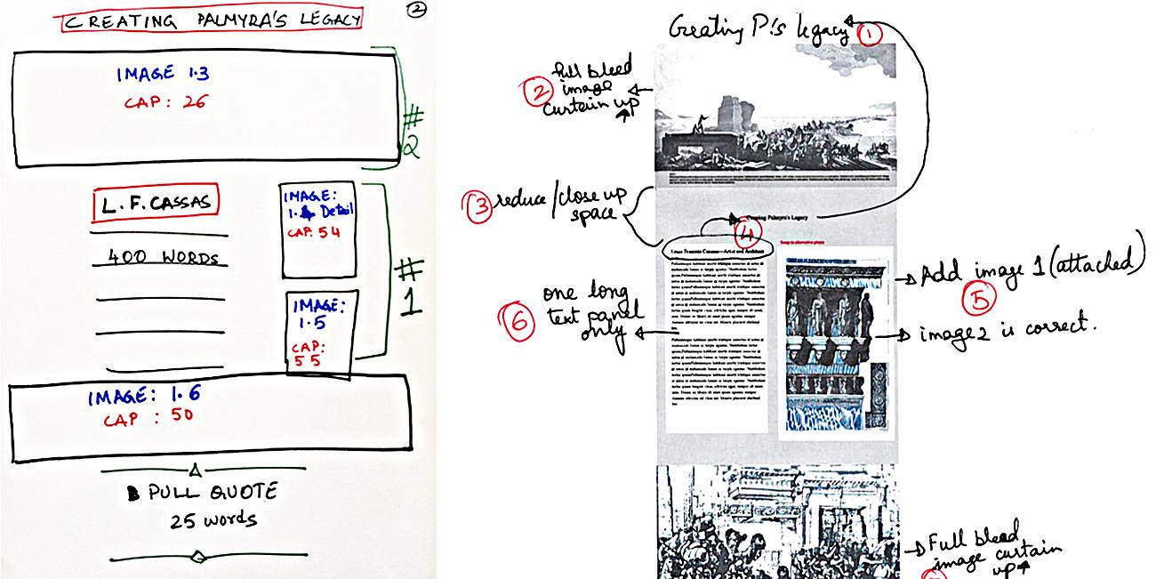 Paper prototype wireframes