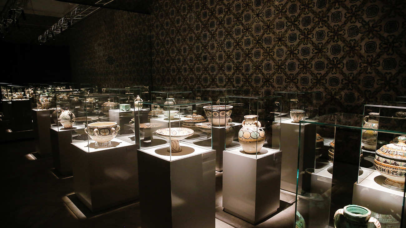 Nineteenth-century Tunisian ceramics
