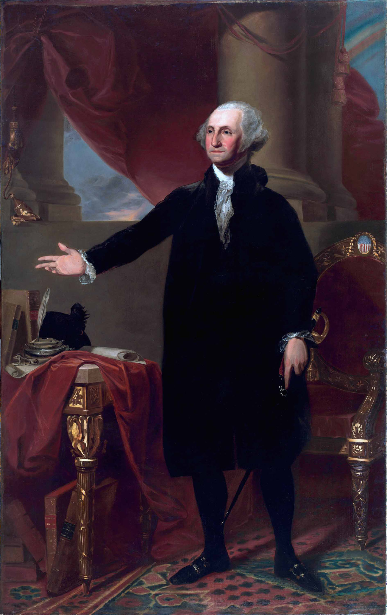 George Washington / Audubon