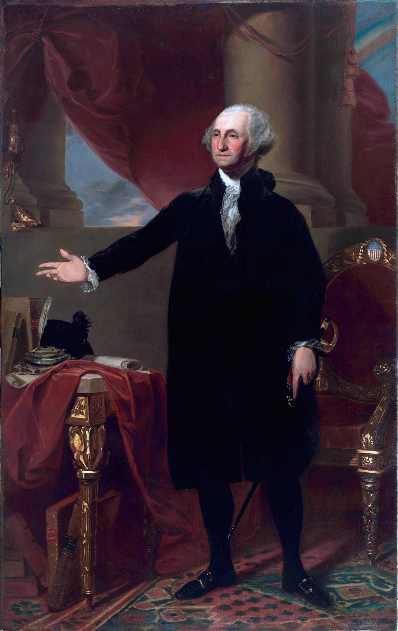 George Washington / Audubon