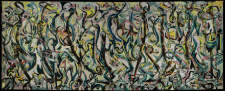 "AUDIO: Jackson Pollock's ""Mural,"" Part 1"