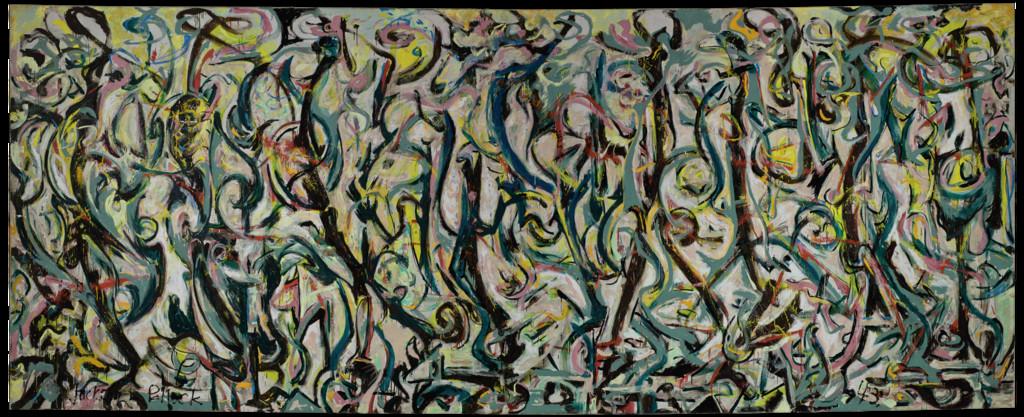 Jackson Pollock / Mural