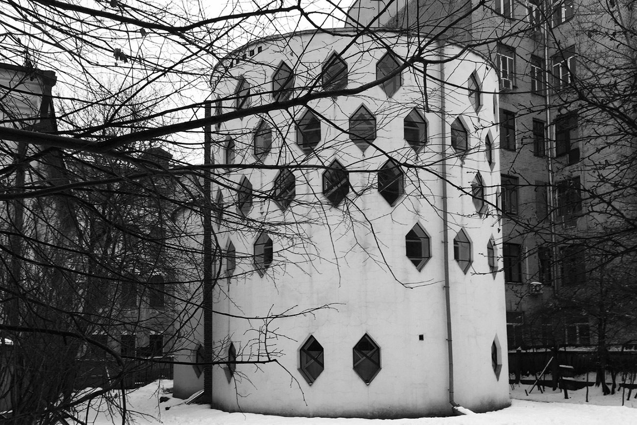Conserving Moscow's Melnikov House