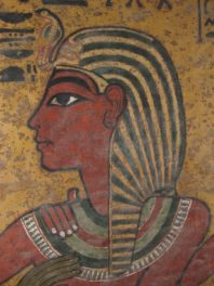 Conserving the Wall Paintings in the Tomb of Tutankhamen