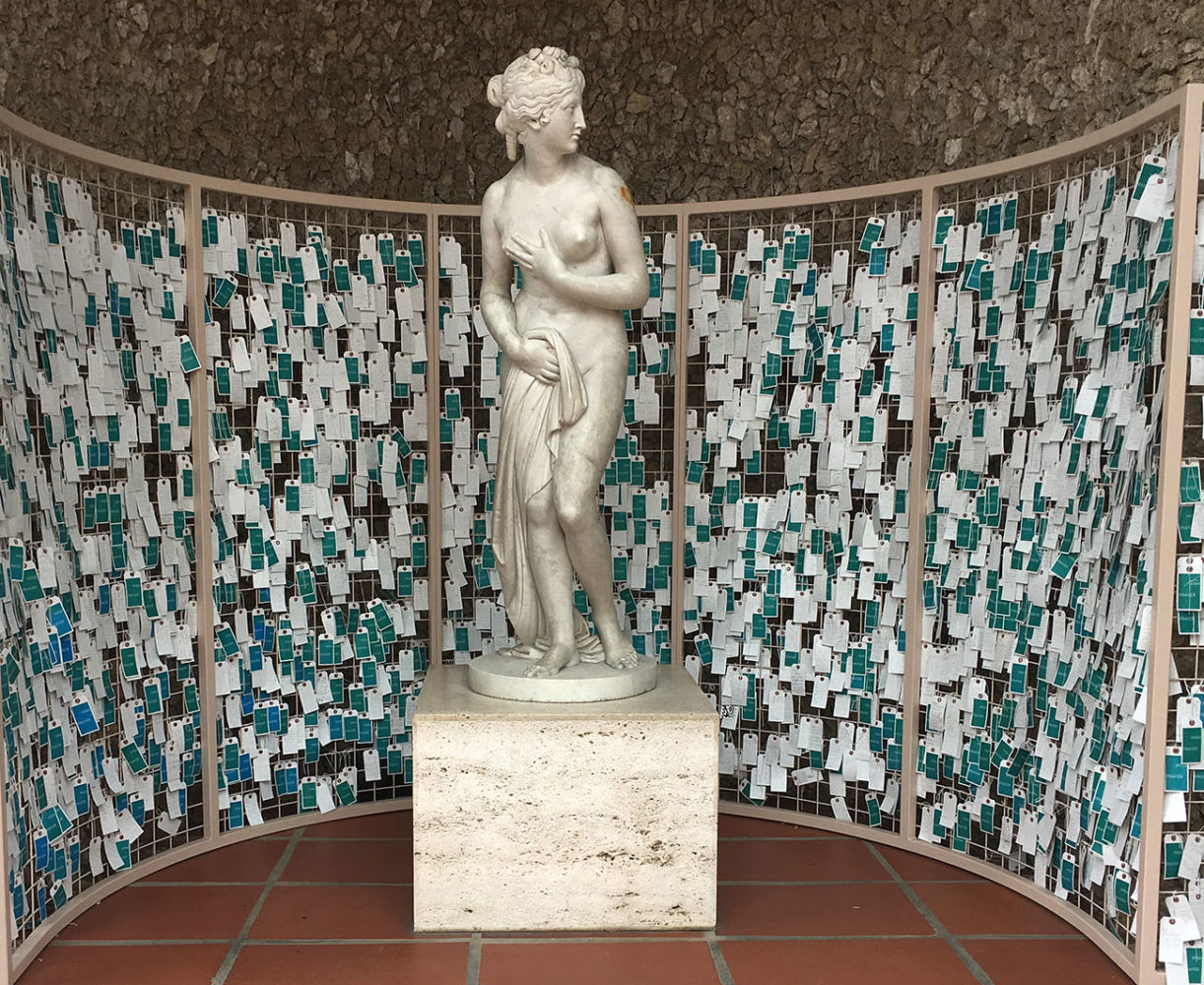 """Dear Venus"": Praying to an Ancient Goddess at the Getty Villa"